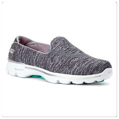 abe00c09014c Skechers Go Walk 3 - Renew Gray - Sz 8 - NIB Brand New In Box