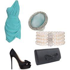 hollywood glam, created by tashaems.polyvore.com