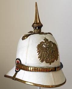 German Colonial Uniforms - Tropical Helmets Zimbabwe History, German East Africa, Pith Helmet, British Armed Forces, Military Cap, German Uniforms, Prussia, World War I, Military Fashion