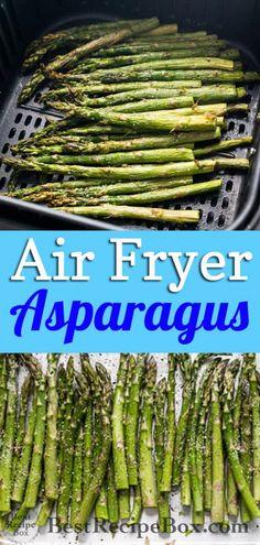 Air Fryer Recipes Potatoes, Air Fryer Recipes Snacks, Air Frier Recipes, Air Fryer Dinner Recipes, Air Fryer Recipes Asparagus, Best Asparagus Recipe, Air Fryer Recipes Vegetables, Potato Recipes, Veggies