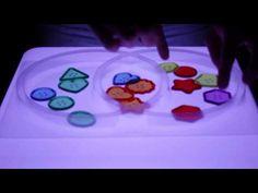 Educational Light Cube | Calloway House