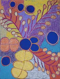 Kunmanara Williamson Ultukunpa - Honey Grevillea 2014 152 x 122 cm