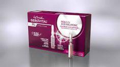 Cumpara de aici cosmetice Gerovital H3 evolution de la Farmec cu acid hialuronic