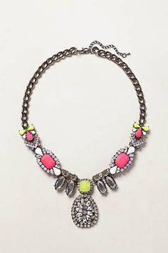 Neon Lucayan Necklace