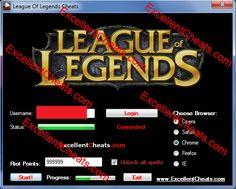 excellentcheats  provide you league of legends cheats