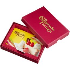The Cheesecake Factory Gift Cards - In a Gift Box         * Read more at the image link. (This is an affiliate link) #GiftCards