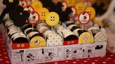 Festa Mickey vintage