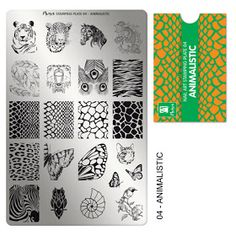 Moyra Nail Art Stamping Plates Review