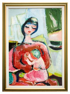 'Italian Mother and Child' by Maria Vittoria Filippini