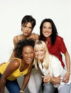 Spice Girls Songs, Melanie C, Emma Bunton, Baby Spice, Geri Halliwell, Girls Rules, Girls World, Girl Gifs, Victoria Beckham