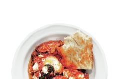 Shakshuka (Baked Eggs) with Kale Recipe | Real Simple
