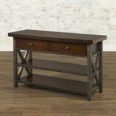 Largo Crossing Console Table