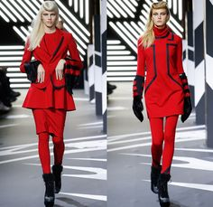 Y-3 Yohji Yamamoto Adidas 2014-2015 Fall Autumn Winter Womens Runway Looks Fashion - Paris Fashion Week Défilés - Sportswear Jogging Sweatpa...