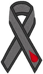 T1D Awareness Ribbon