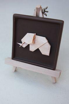 Nice paper elephant...