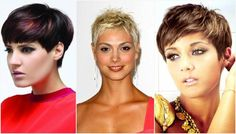Real short hairstyles! Nothing wrong with very short hair!! It's even super sexy! Log In With Your Facebook Account And Enjoy Discount Right Away! 70% off on top brands at Zalando Lounge