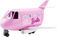 Barbie Pink Passport Glamour Vacation Jet