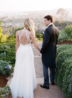 The walking off into the sunset photo: http://www.stylemepretty.com/2016/05/11/wedding-dress-photos-bride/