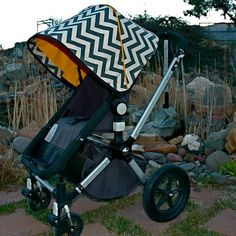 Bugaboo Canopy Stroller Cover Cameleon Canopy Custom par bbsprouts, $65,00