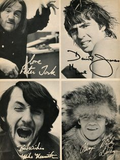 From Tiger Beat's Monkee Spectacular #2. Via The Monkees Live Almanac.