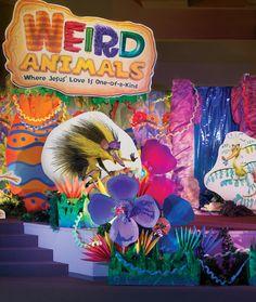 2014 set design http://www.group.com/vbs/weird-animals