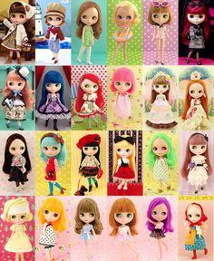 Blythe Doll 2008
