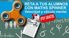 SPINNER UN RETO MATEMÁTICO EN EL COLEGIO - colegio3punto0