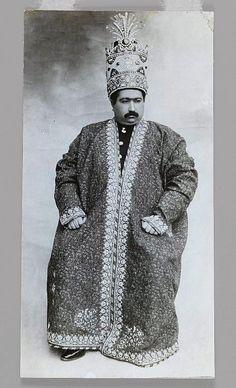 Muhammad 'Ali Shah', Shah of Persia.