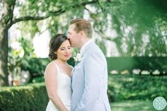 New York Botanical Garden Wedding by Aaron and Jillian Photography » Husband and Wife International Engagement & Wedding Photographers based in Charleston, South Carolina.