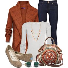 """""""Zest & Teal"""" by qtpiekelso on Polyvore..love the outfit"""