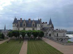 Frankreich: Schloss Amboise an der Loire