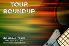 Tour Roundup – March 7