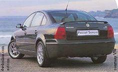 Volkswagen Passat V6 Syncro