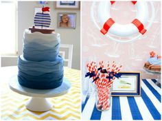 nautical party decorations | Nautical Party | Tend