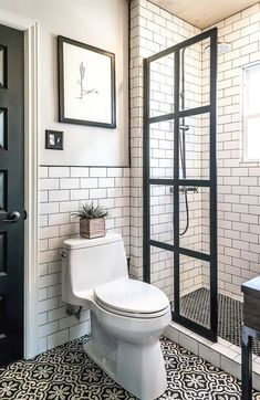 Small Bathrooms May Seem Like A Difficult Design Task To Take On; However,  These