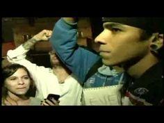 """Programa """"A Liga"""" sobre Hip Hop"""