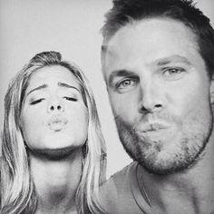 Arrow Olicity Oliver & Felicity #Olicity #Arrow