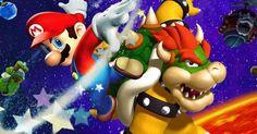 Super Mario Galaxy celebra su 10. aniversario - LEVELUP