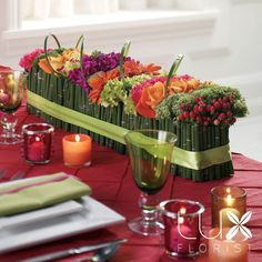 Orange Centerpiece (BW62-21)