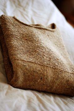 pull homme ou femme - modèle simple & chic, conserver le fil tweedé