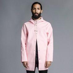 Raincoats & Rainwear for Men, Women & Kids Rain Wear, Out Of Style, Spring Summer 2015, Dusty Pink, Stockholm, Going Out, Rain Jacket, Windbreaker