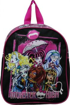 Sac à dos Monster High ref 64