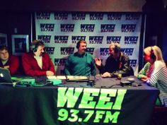 Last Friday we launched Dirty Water Radio on WEEI with Planet Mikey! We are so excited!