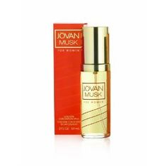 JOVAN MUSK by Jovan Cologne Spray 2 oz for Women $11.55