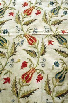 Вышивка шёлком по шёлку: Латиф Садриддинов – узбекский мастер сюзане - Ярмарка Мастеров - ручная работа, handmade
