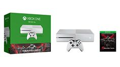 Xbox One 500GB Console  Gears of War Ultimate Edition Bundle * Find out more about the great product at the image link.Note:It is affiliate link to Amazon.