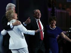 Grading the Conventions: Hillary Clinton's Platform Flunks the Smell Test (7/30/16)