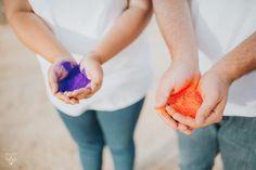 Maddy + Chris | Fun colourful confetti + holi powder engagement session | White Fox Studios Studio Portrait Photography, Studio Portraits, Holi Powder, Fox Studios, White Fox, Confetti, Engagement Session, Fun, Color