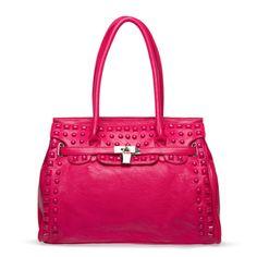 Love pink purses!