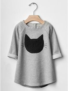 "Black cat dress - for my ""kitty"" lover"